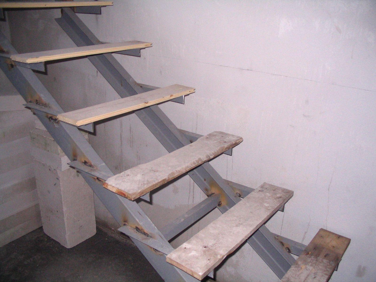 Jak vyrobit schody svépomocí